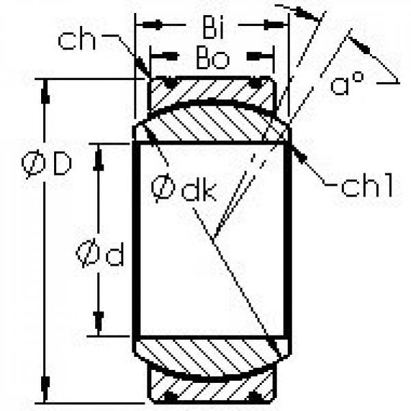AST GE180XT/X plain bearings #2 image