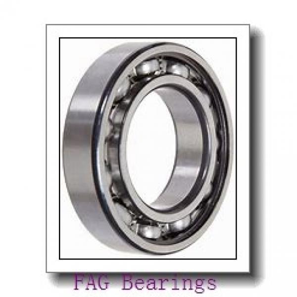 35 mm x 80 mm x 21 mm  FAG 544577 angular contact ball bearings #1 image